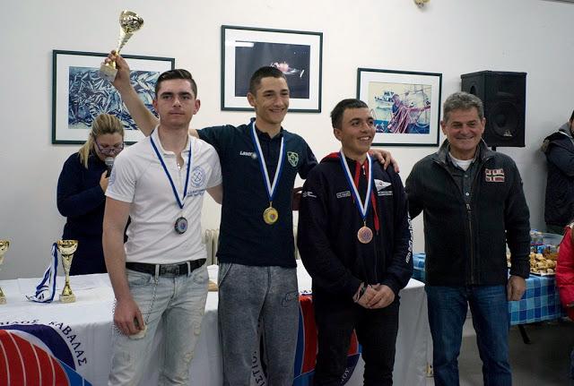Περιφερειακό Πρωτάθλημα Βορείου Ελλάδας Optimist & Laser 4.7