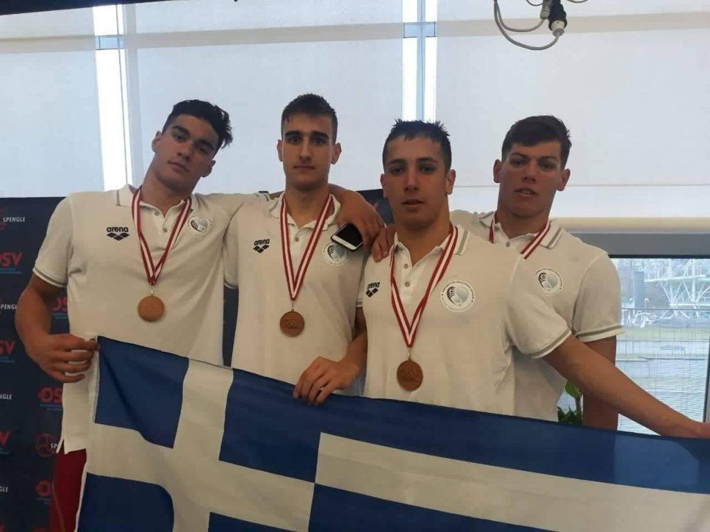 """""""Multinations Youth Swimming Meet 2019"""" (Apr 13 to 14, 2019) – Auster Graz"""