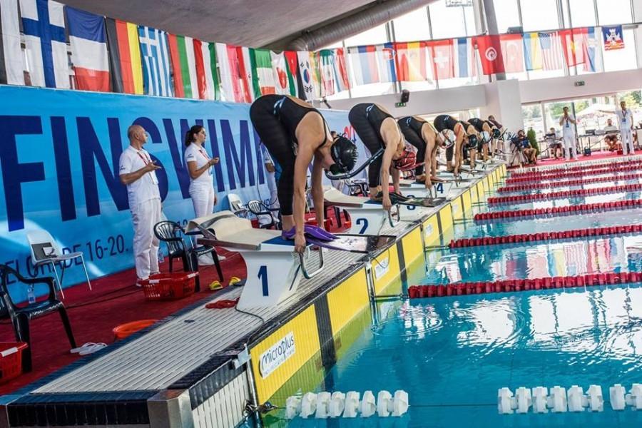 """""""Ημερίδα Τεχνικής Κολύμβησης""""Αλεξανδρούπολη, 14-4-2019"""