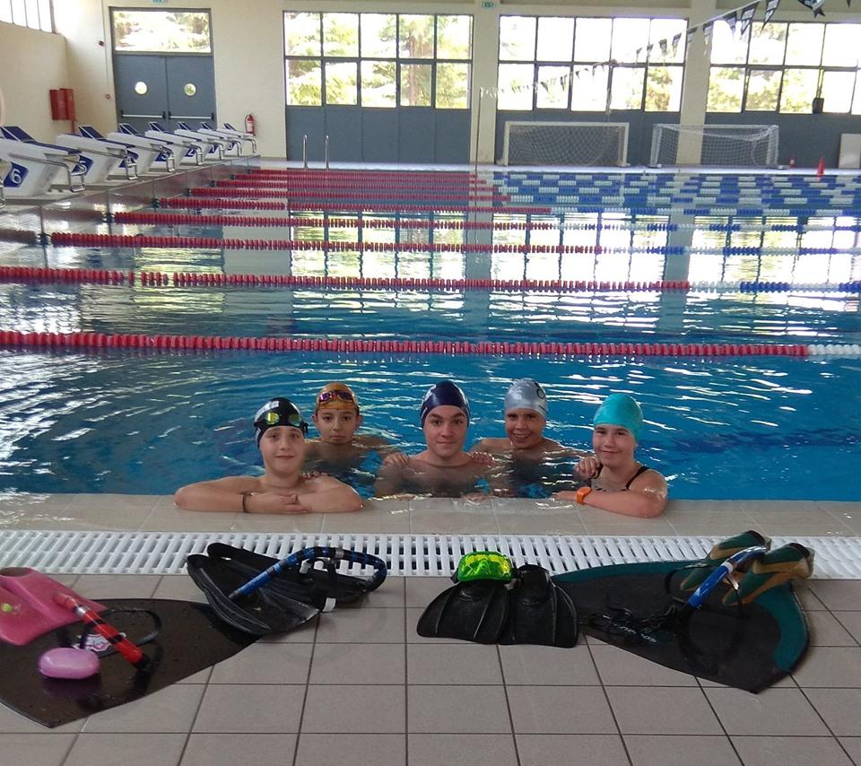 """""""Δελτίο τύπου για τα Πανελλήνια Πρωταθλήματα Κολύμβησης"""""""