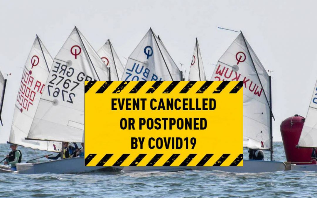 NOA Regatta 2020 cancelled due to Covid-19 pandemic